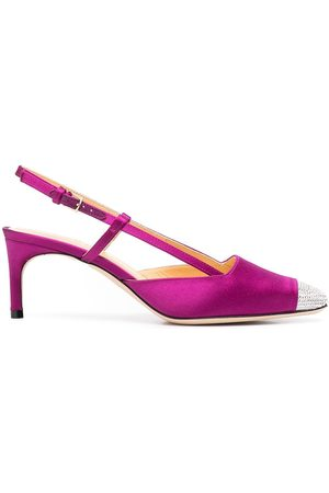 Giannico Lauren slingback pumps
