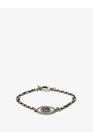 Gucci Men Bracelets - GG Marmont Sterling- Bracelet - Mens