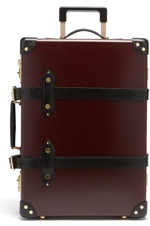 "Globetrotter Centenary 20"" Cabin Suitcase - Mens - Burgundy"