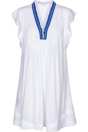 POUPETTE ST BARTH Exclusive to Mytheresa – Sasha lace-trimmed minidress