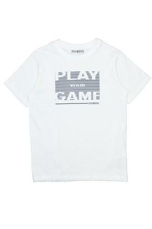 Bikkembergs Boys Short Sleeve - TOPWEAR - T-shirts