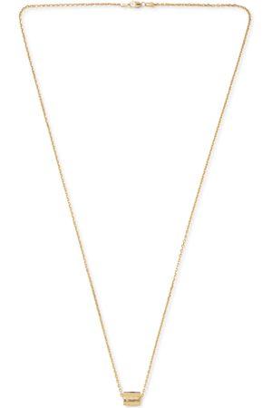 LUIS MORAIS 14-Karat Diamond Necklace