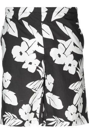Msgm TROUSERS - Bermuda shorts