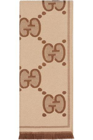 Gucci GG pattern scarf