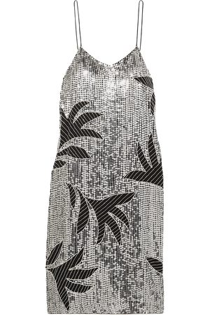 DODO BAR OR Women Casual Dresses - Woman Harriet Embellished Sequined Tulle Dress Size 42