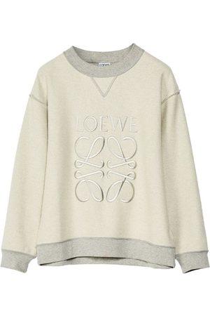 Loewe Women Sweatshirts - Anagram Logo Sweatshirt