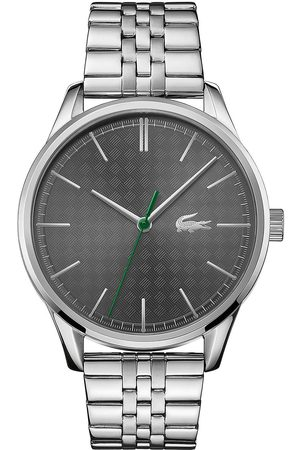 Lacoste Vienna Stainless Steel Bracelet Blue Dial Mens Watch