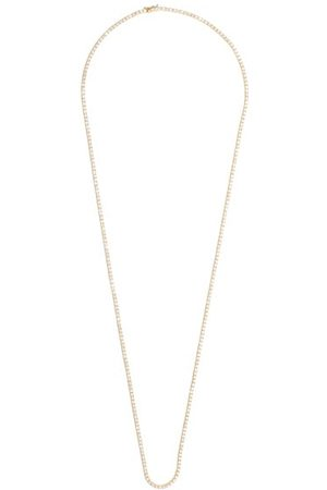 Shay Diamond, 18kt & 14kt- Tennis Necklace - Womens