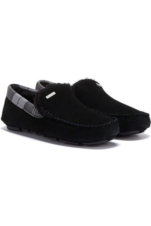 Barbour Monty Suede Mens Slippers