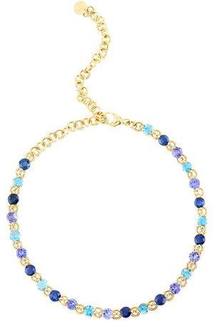 Dinny Hall Women Bracelets - 14kt yellow Shuga Ombre Tennis bracelet