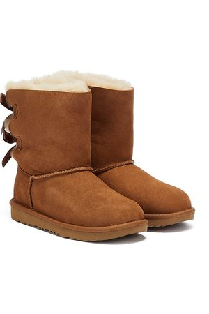 UGG Bailey Bow II Kids Chestnut Boots