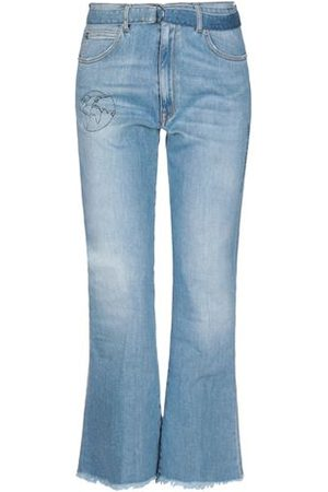 (+) people DENIM - Denim trousers