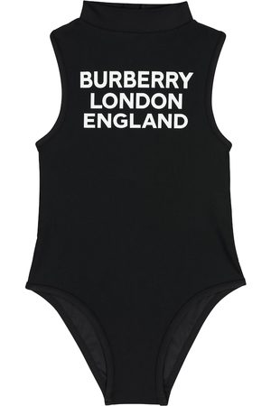 Burberry Logo swimsuit