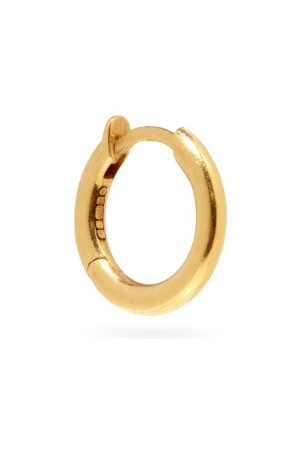 SPINELLI KILCOLLIN Micro Hoop 18kt Single Earring - Mens