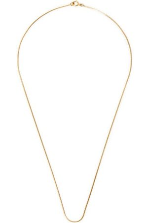 Fernando Jorge Thin 18kt Snake-chain Necklace - Mens