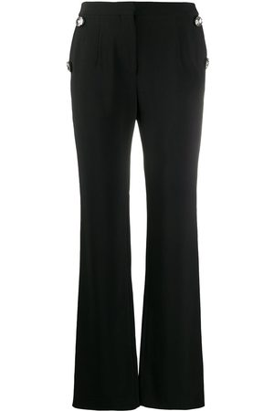 Christopher Kane Crystal tailored trousers