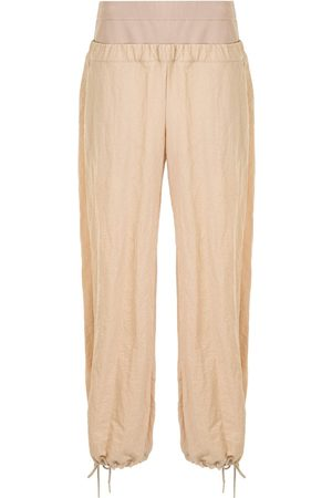DION LEE Layered waistband trousers