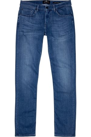 7 for all Mankind Men Tapered - Slimmy Tapered Luxe Performance+ Jeans