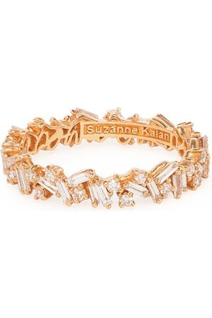 Suzanne Kalan Rose Gold Fireworks Bliss Eternity Band