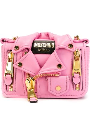 Moschino Biker cross body bag