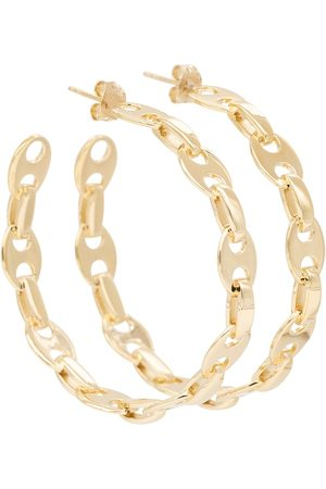 Paco rabanne Eight Nano hoop earrings