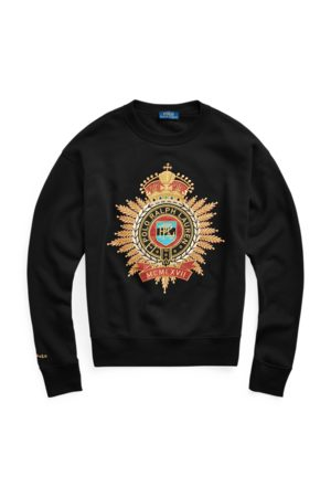 Polo Ralph Lauren Women Sweatshirts - Lunar New Year Crest Sweatshirt