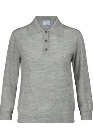 Prada Wool polo shirt