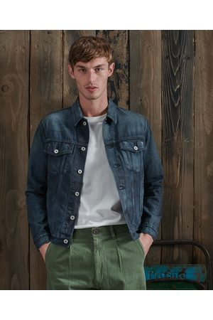 Superdry DRY Limited Edition Dry Japanese Denim Jacket