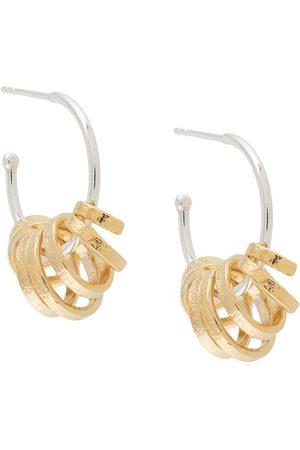 WOUTERS & HENDRIX Midnight Children hoop earrings