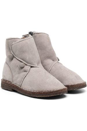 PèPè Buttoned ankle boots
