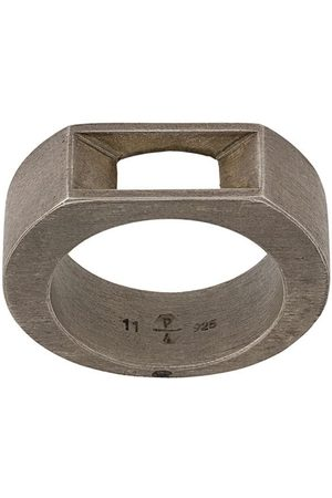 Parts of Four Rings - Crescent Plane Gateway ring