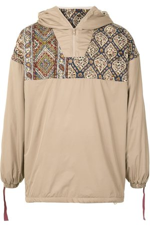Paria Farzaneh Backlash fleece pullover