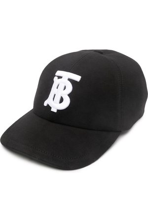Burberry Embroidered logo baseball cap