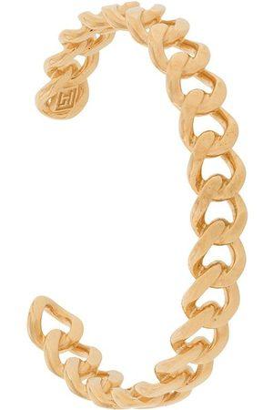 FEDERICA TOSI Women Bracelets - Chain-link cuff bracelet