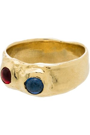 Mondo Mondo Women Rings - Felt stone-embellished ring