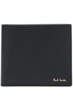 Paul Smith Leather Bi-fold Wallet - Mens