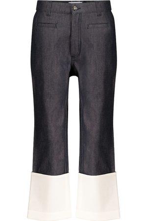 Loewe High-rise straight jeans