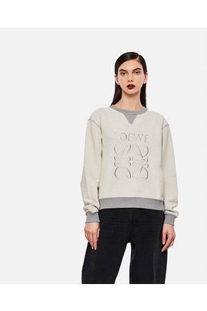 Loewe Sweatshirt with embroidered logo size M