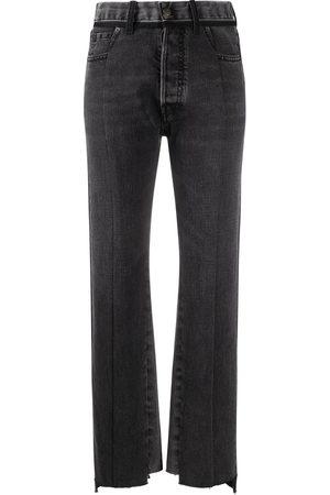 Maison Margiela Contrast panel jeans