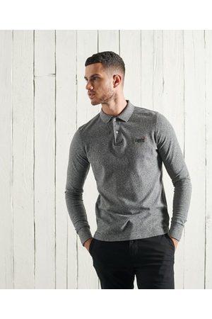 Superdry Men Polo Shirts - Organic Cotton Classic Pique Polo Shirt