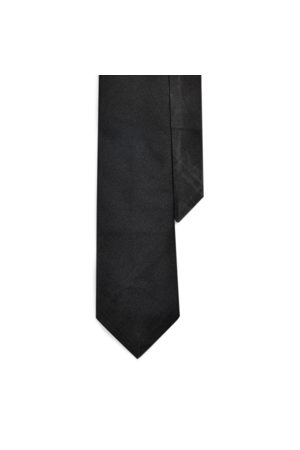 Polo Ralph Lauren Silk Repp Narrow Tie