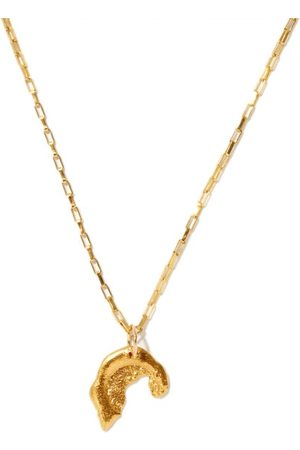 Alighieri Baby Odyssey 24kt -plated Necklace - Womens