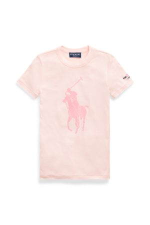 Ralph Lauren Pony Slim Fit Cotton T-Shirt