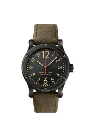 Ralph Lauren 45 MM Chronometer Steel