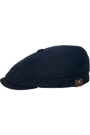 Stetson Hatteras Wool/Cashmere Flat Cap