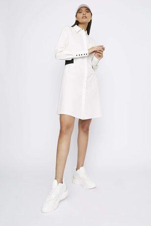"Whyte Studio Women Casual Dresses - THE ""DUTY"" SHIRT DRESS"