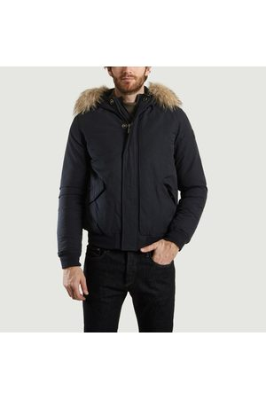 Jott Gin Parka Navy Just Over The Top