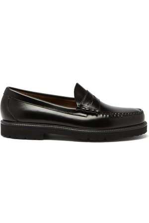 G.H. Bass Weejuns 90s Larson Leather Penny Loafers - Mens