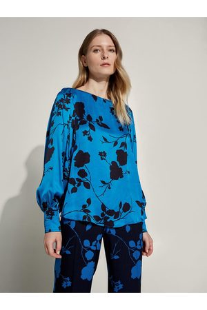 Caractere Floral Top 2116A000492N