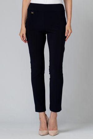 Joseph Ribkoff Women Trousers - Midnight High Waist Pant Style 144092